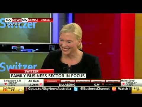 Sky News Australia - Susanne Bransgrove and Peter Switzer
