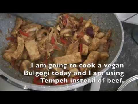 Vegan Bulgogi
