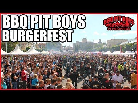 Jack Daniel's Burgerfest hosts the BBQ Pit Boys