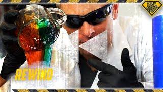 What Does Slime Do In Liquid Nitrogen? | Rewind #10