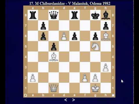 Chess Visualization Training - Visualwize exercise 5