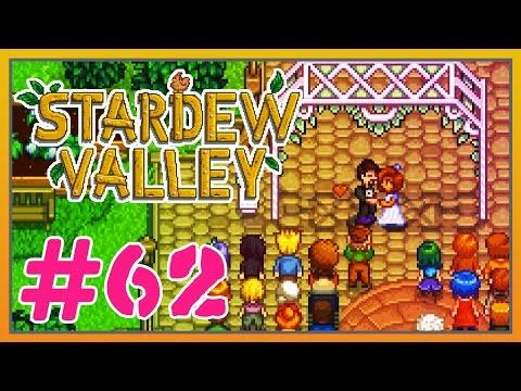 Stardew Valley - #62 - Marriage!