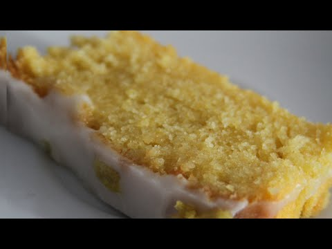 Iced Lemon Drizzle Cake | Craving for Baking