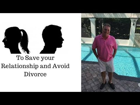 How to Fix a Failing Relationship and Prevent Divorce or Separation