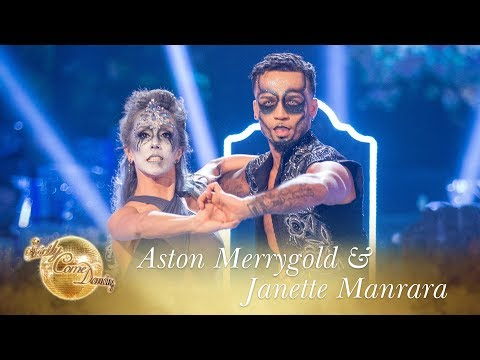 Aston & Janette Paso to 'Smells Like Teen Spirit' by Nirvana - Strictly Come Dancing 2017