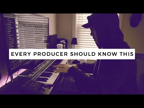EVERY PRODUCER SHOULD KNOW THIS. | Making a Beat FL Studio