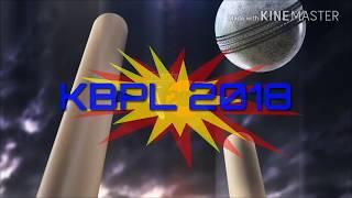Download KBPL 2018 | Final Match | Batch of 2019 Video