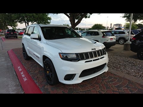2018 Jeep Grand Cherokee SRT Trackhawk | My thoughts on $100000 for a JEEP!