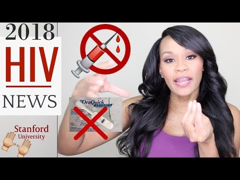 New way to Test for HIV..coming soon | Have you heard??