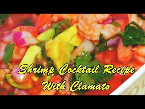 Shrimp Cocktail Recipe With Clamato