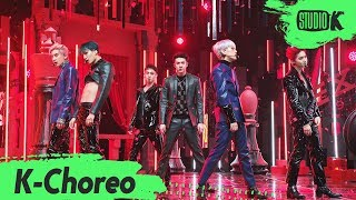 [K-Choreo 8K] 엑소 직캠 'Obsession' (EXO Choreography) l @MusicBank 191206