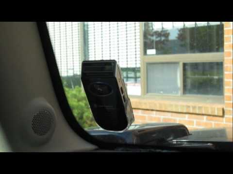 Solar Powered Bluetooth Hands-Free Kit from Canada Drive Safe