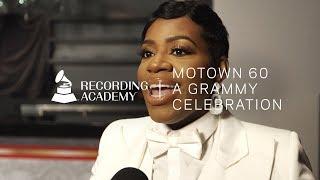Fantasia Describes The Emotional Power Of Motown | Motown 60: A GRAMMY Celebration