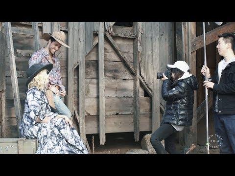 NYFA Wild West Fashion Photoshoot