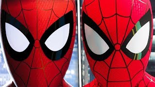 Download Spider-Man PS4 ″Only One Spider-Man″ Recreation Spider-Man: Into The Spider Verse Video