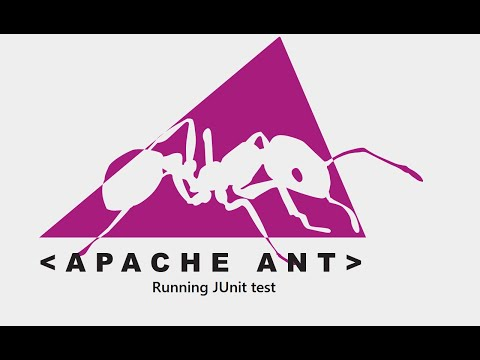 Ant Running the Junit