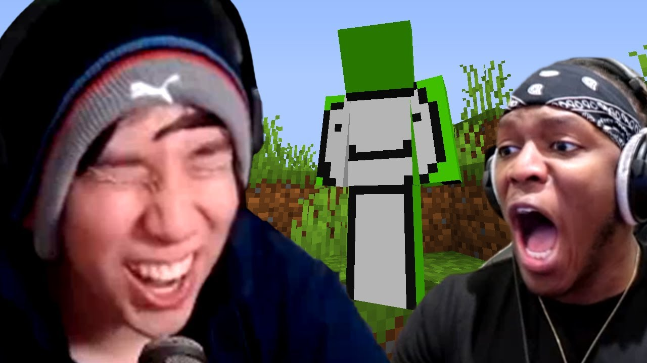 KSI Is The Funniest Minecraft Player Ever