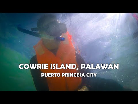 Cowrie Island, Palawan (February 14, 2016)