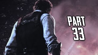 The Evil Within Walkthrough Gameplay Part 33 - Squid (PS4)