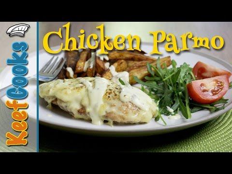 Chicken Parmo Recipe - Cheesy Bechamel Chicken from Middlesboro @Chicken Recipes