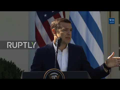USA: Trump 'commends' Greece's military defence expansion amid strong relations
