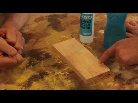 How to protect Timber/Concrete surfaces