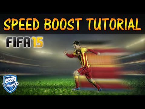 FIFA 15 HOW TO RUN FASTER / SPEED BOOST TUTORIAL / BEST ATTACKING MOVES/ BEST FIFA GUIDE