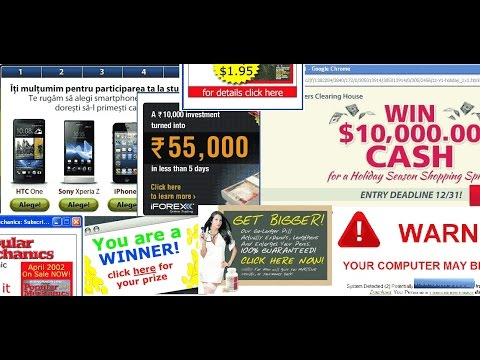 Google Chrome eliminar ads
