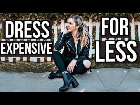 Life Hacks To Dress Expensive On A Budget