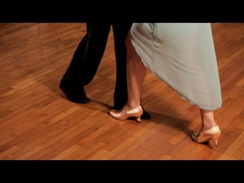 How to Do the Waltz Box Step | Ballroom Dance