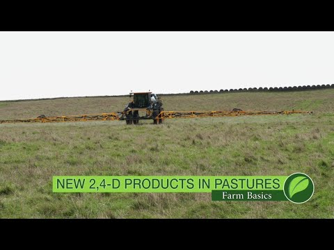 Farm Basics #1049 New 2,4-D In Pastures (Air Date 5-13-18)