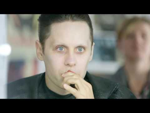 Jared Leto's Joker Transformation begins