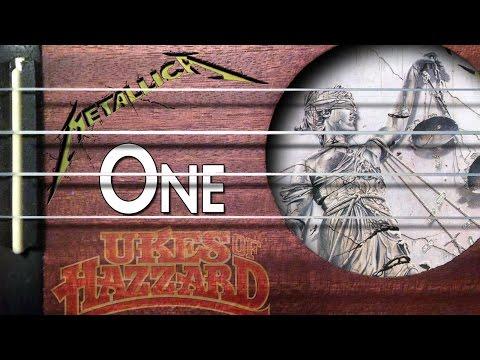 One (Metallica) Arranged for Uke!
