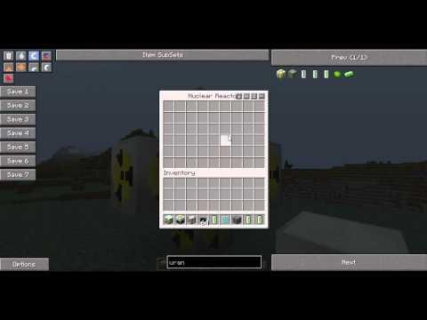 Tekkit Tutorials Part 13 - Reactor Chambers, Nuclear Reactor, Uranium Cells