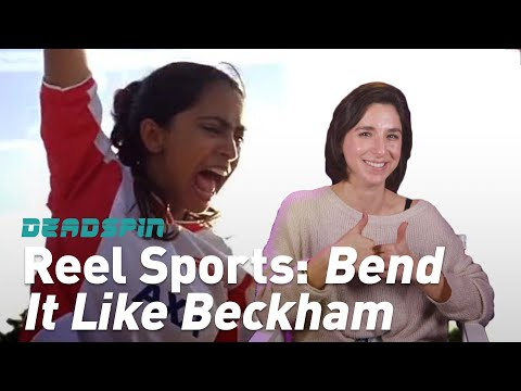 Deadspin Bend's It Like Beckham | Reel Sports