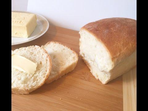 How to make Toast Bread 'EASY'  - خبز التوست  - Kaiser in the Kitchen
