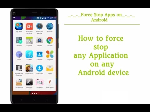 How to Force Stop App on Android in 5 Steps