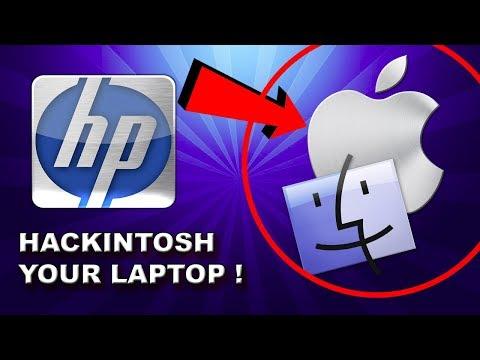 Installing Hackintosh   Mac Os On Hp Elitebook   Probook ✔ 100 % WORKING ( WIFI + GRAPHICS )