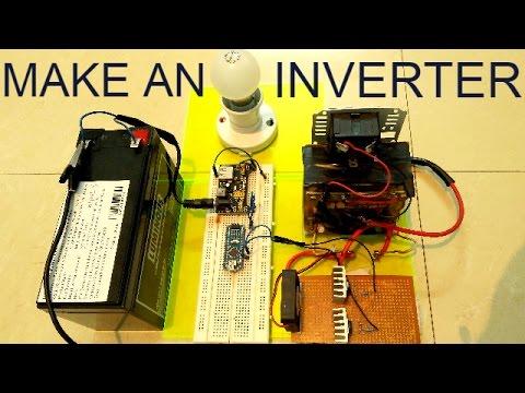 Make an Inverter with Arduino (Part-2)