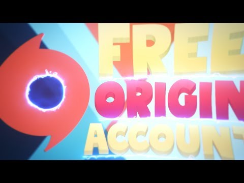 free origin account 2017
