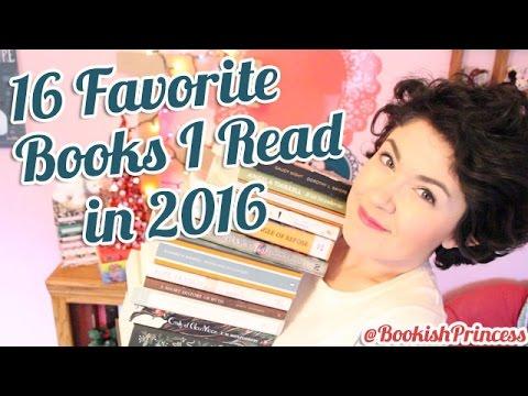 16 Favorite Books I Read in 2016 | BookishPrincess