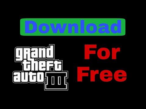 How to download 'GTA 3 via ocean of games