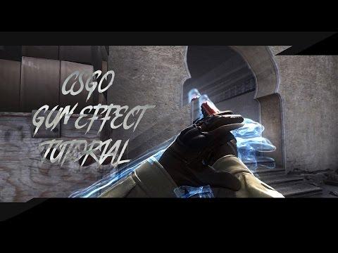 [TUTORIAL] Delayed Gun Effect - CS:GO (After Effects)