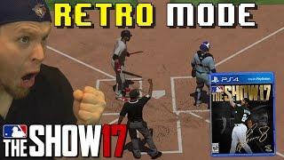 MLB THE SHOW 17 RETRO MODE! KEN GRIFFEY JR!