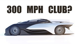 Why Has No Production Car Hit 300 MPH? Electric Cars