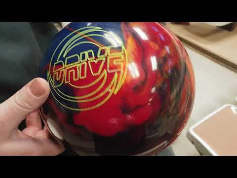 Storm Drive Ball Reaction Review with Shaun Ciesielski