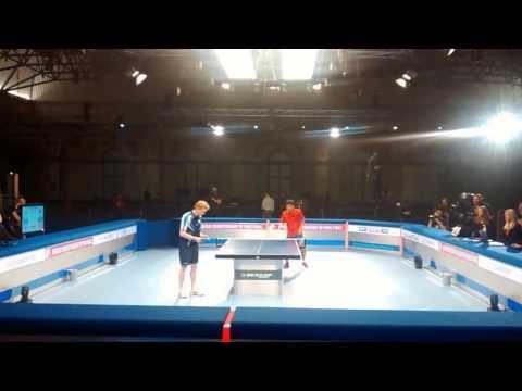 The 2014 World Championship of Ping Pong (5 Jan 2014)