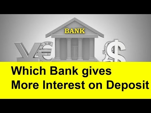 How to check which bank gives highest Interest Rate | Tamil Banking