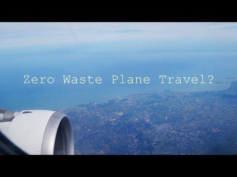 AM I A HYPOCRITE? // Zero Waste & Plane Travel