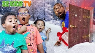 Download Going in The Secret Door! (What's this Christmas Land?)